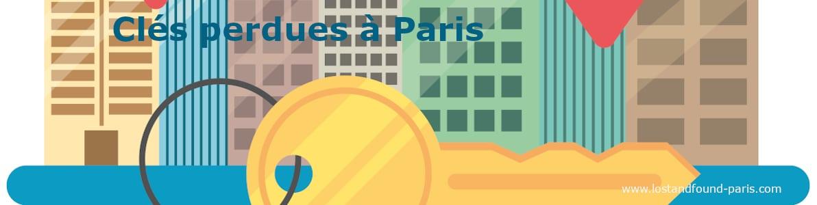 Clés-perdues-Paris