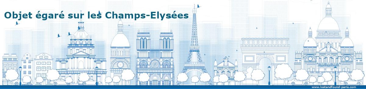 Objet-perdu-Champs-Elysées