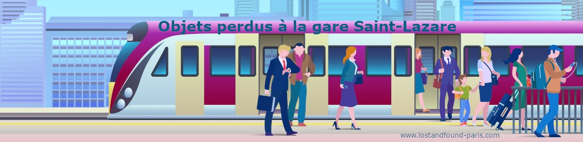 Saint-Lazare-Paris