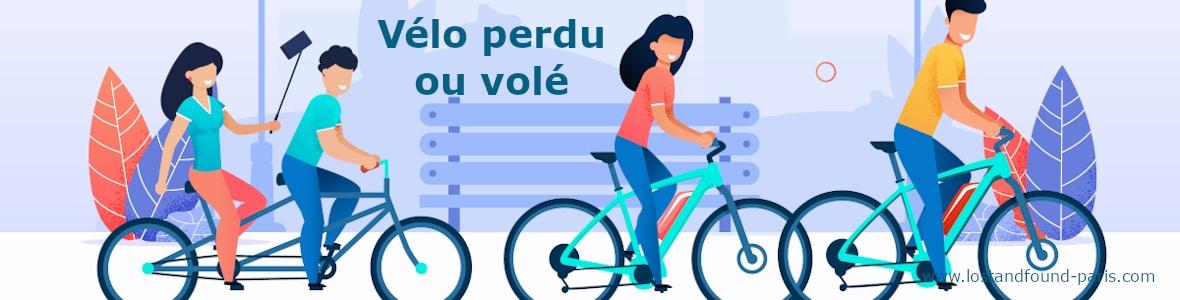 Vélo-perdu-volé