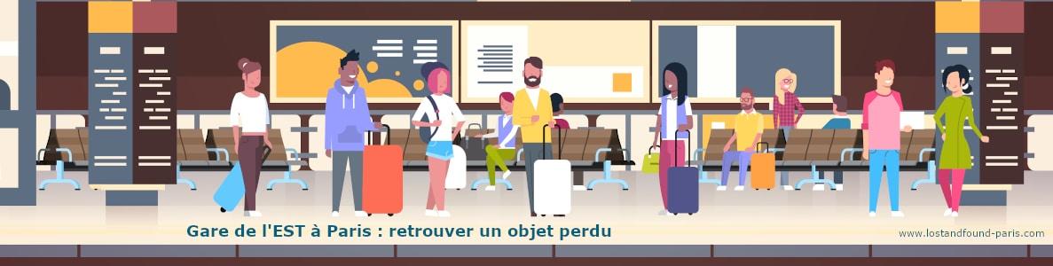 Gare-EST-Paris